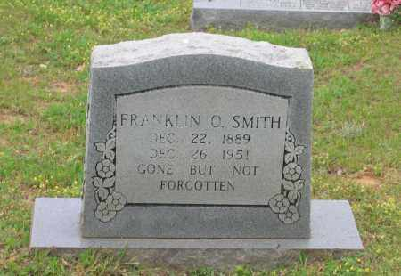 SMITH, FRANKLIN OLIVER - Lawrence County, Arkansas   FRANKLIN OLIVER SMITH - Arkansas Gravestone Photos