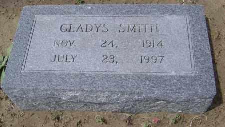 SMITH, GLADYS B. - Lawrence County, Arkansas   GLADYS B. SMITH - Arkansas Gravestone Photos
