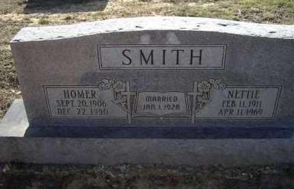 SMITH, NETTIE - Lawrence County, Arkansas | NETTIE SMITH - Arkansas Gravestone Photos