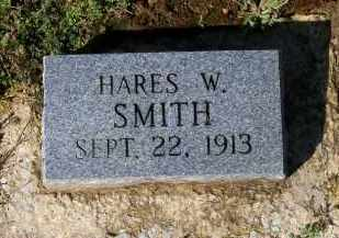 """SMITH, HORACE """"HARES"""" W - Lawrence County, Arkansas 