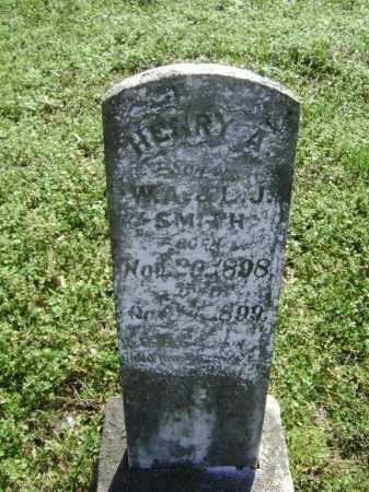 SMITH, HENRY A. - Lawrence County, Arkansas | HENRY A. SMITH - Arkansas Gravestone Photos