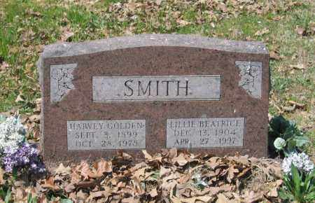 """SMITH, LILLIAN BEATRICE """"LILLIE"""" - Lawrence County, Arkansas   LILLIAN BEATRICE """"LILLIE"""" SMITH - Arkansas Gravestone Photos"""