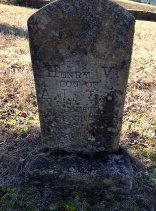 SMITH, HENRY V. - Lawrence County, Arkansas | HENRY V. SMITH - Arkansas Gravestone Photos