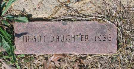 SMITH, INFANT DAUGHTER - Lawrence County, Arkansas | INFANT DAUGHTER SMITH - Arkansas Gravestone Photos