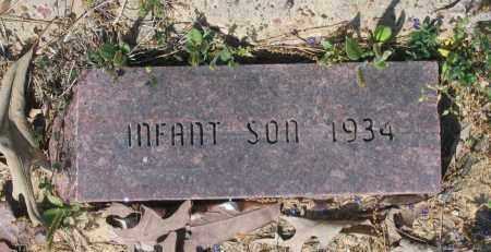 SMITH, INFANT SON - Lawrence County, Arkansas | INFANT SON SMITH - Arkansas Gravestone Photos