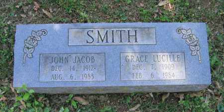 SMITH, GRACE LUCILLE - Lawrence County, Arkansas   GRACE LUCILLE SMITH - Arkansas Gravestone Photos