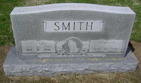 SMITH, ALMA L - Lawrence County, Arkansas | ALMA L SMITH - Arkansas Gravestone Photos