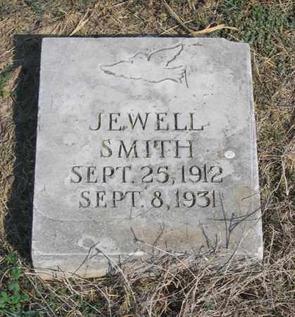 SMITH, JEWELL - Lawrence County, Arkansas   JEWELL SMITH - Arkansas Gravestone Photos