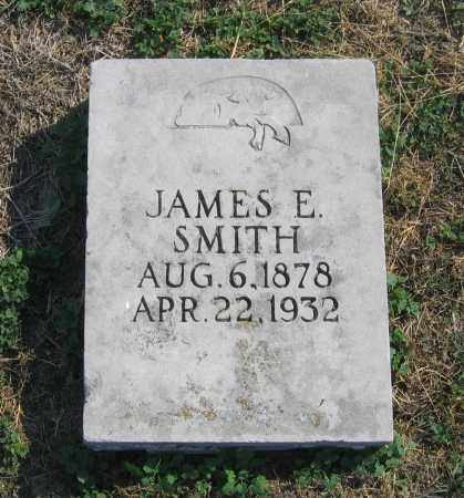 SMITH, JAMES E. - Lawrence County, Arkansas | JAMES E. SMITH - Arkansas Gravestone Photos