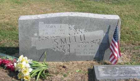 SMITH, NORA E. - Lawrence County, Arkansas | NORA E. SMITH - Arkansas Gravestone Photos