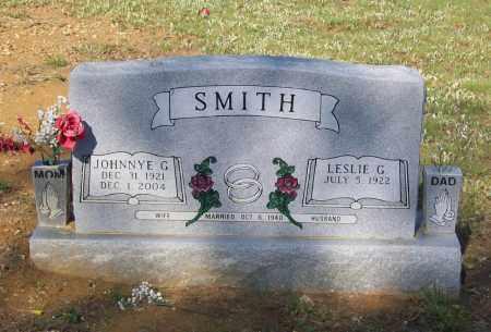 SMITH, LESLIE GUSTAVUS - Lawrence County, Arkansas | LESLIE GUSTAVUS SMITH - Arkansas Gravestone Photos