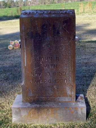 SMITH, JOHN BYERS - Lawrence County, Arkansas | JOHN BYERS SMITH - Arkansas Gravestone Photos
