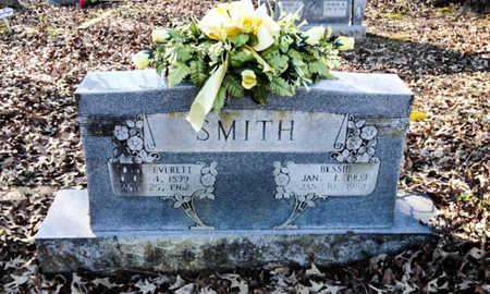 SMITH, JOHN EVERETT - Lawrence County, Arkansas | JOHN EVERETT SMITH - Arkansas Gravestone Photos
