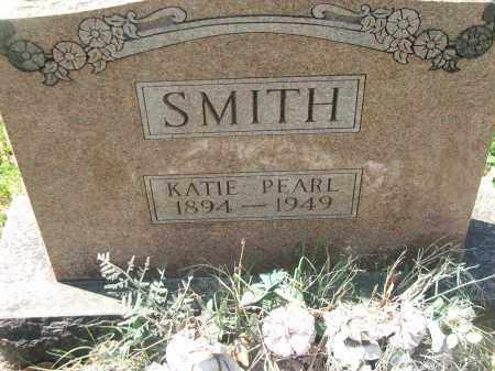SMITH, KATIE PEARL - Lawrence County, Arkansas   KATIE PEARL SMITH - Arkansas Gravestone Photos