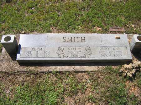 SMITH, KERMIT - Lawrence County, Arkansas   KERMIT SMITH - Arkansas Gravestone Photos