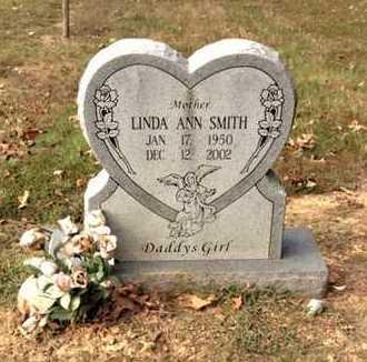 SMITH, LINDA ANN - Lawrence County, Arkansas | LINDA ANN SMITH - Arkansas Gravestone Photos