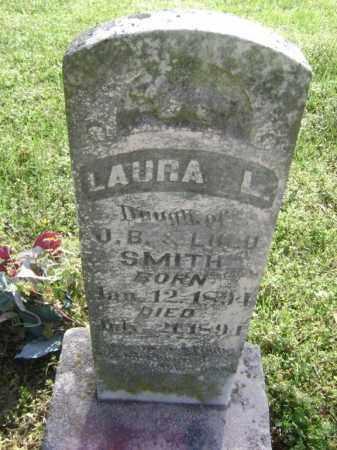 SMITH, LAURA L. - Lawrence County, Arkansas   LAURA L. SMITH - Arkansas Gravestone Photos