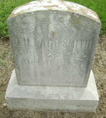 SMITH, LILLARD - Lawrence County, Arkansas | LILLARD SMITH - Arkansas Gravestone Photos