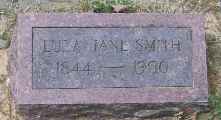 SMITH, LULA JANE - Lawrence County, Arkansas   LULA JANE SMITH - Arkansas Gravestone Photos