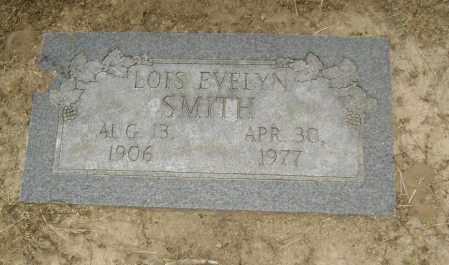 SMITH, LOIS EVELYN - Lawrence County, Arkansas   LOIS EVELYN SMITH - Arkansas Gravestone Photos