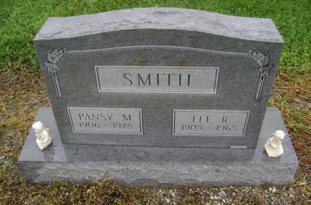 SMITH, PANSY M. - Lawrence County, Arkansas   PANSY M. SMITH - Arkansas Gravestone Photos