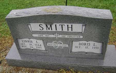 SMITH, LINNIE L. - Lawrence County, Arkansas   LINNIE L. SMITH - Arkansas Gravestone Photos