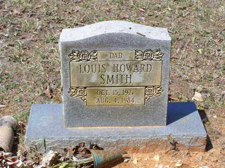 SMITH, LOUIS HOWARD - Lawrence County, Arkansas   LOUIS HOWARD SMITH - Arkansas Gravestone Photos