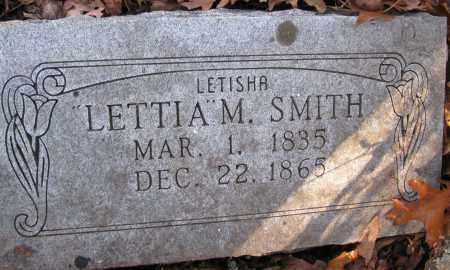 "SMITH, LETISHA ""LETTIA"" M. - Lawrence County, Arkansas   LETISHA ""LETTIA"" M. SMITH - Arkansas Gravestone Photos"