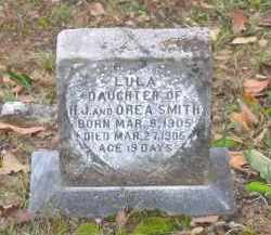 SMITH, LULA - Lawrence County, Arkansas | LULA SMITH - Arkansas Gravestone Photos