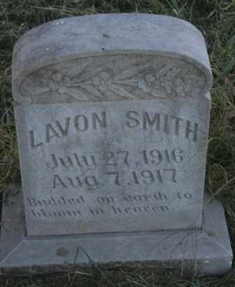 SMITH, LAVON - Lawrence County, Arkansas | LAVON SMITH - Arkansas Gravestone Photos