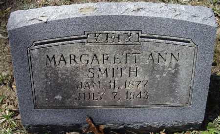 SMITH, MARGARETT ANN - Lawrence County, Arkansas | MARGARETT ANN SMITH - Arkansas Gravestone Photos