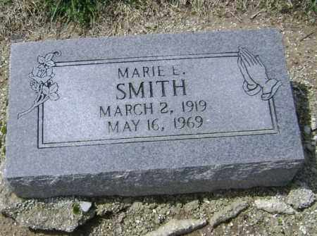 SMITH, MARIE E. - Lawrence County, Arkansas   MARIE E. SMITH - Arkansas Gravestone Photos