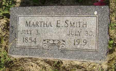 SMITH, MARTHA E. - Lawrence County, Arkansas | MARTHA E. SMITH - Arkansas Gravestone Photos