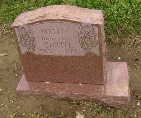 SMITH, MELLIE GERTRUDE - Lawrence County, Arkansas   MELLIE GERTRUDE SMITH - Arkansas Gravestone Photos
