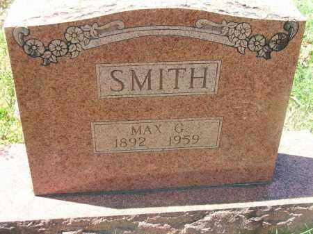 SMITH, MAXIE GREEN - Lawrence County, Arkansas | MAXIE GREEN SMITH - Arkansas Gravestone Photos