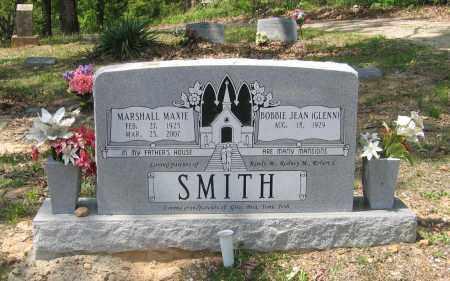 SMITH, MARSHALL MAXIE - Lawrence County, Arkansas | MARSHALL MAXIE SMITH - Arkansas Gravestone Photos