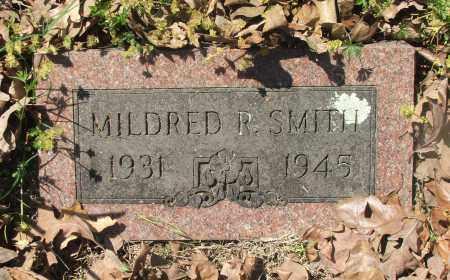 SMITH, MILDRED R. - Lawrence County, Arkansas   MILDRED R. SMITH - Arkansas Gravestone Photos