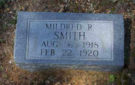 SMITH, MILDRED REBECCA - Lawrence County, Arkansas   MILDRED REBECCA SMITH - Arkansas Gravestone Photos