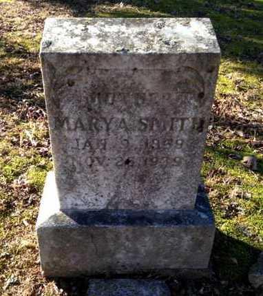 SMITH, MARY ANN - Lawrence County, Arkansas | MARY ANN SMITH - Arkansas Gravestone Photos