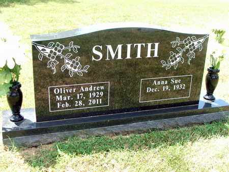 SMITH, OLIVER ANDREW - Lawrence County, Arkansas | OLIVER ANDREW SMITH - Arkansas Gravestone Photos