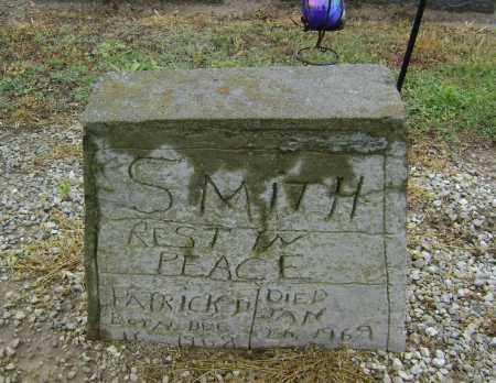SMITH, PATRICK D. - Lawrence County, Arkansas   PATRICK D. SMITH - Arkansas Gravestone Photos