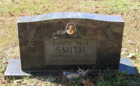 "SMITH, RANDALL PAUL ""RANDY"" - Lawrence County, Arkansas | RANDALL PAUL ""RANDY"" SMITH - Arkansas Gravestone Photos"