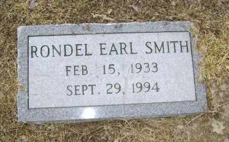 SMITH, RONDEL EARL - Lawrence County, Arkansas   RONDEL EARL SMITH - Arkansas Gravestone Photos