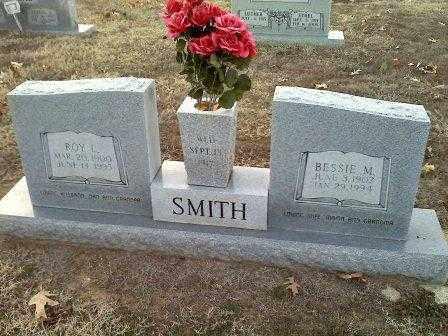 SMITH, BESSIE MAE - Lawrence County, Arkansas | BESSIE MAE SMITH - Arkansas Gravestone Photos