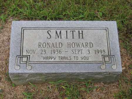 SMITH, RONALD HOWARD - Lawrence County, Arkansas   RONALD HOWARD SMITH - Arkansas Gravestone Photos