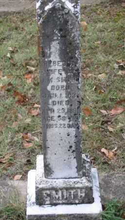 SMITH, REBECCA - Lawrence County, Arkansas   REBECCA SMITH - Arkansas Gravestone Photos