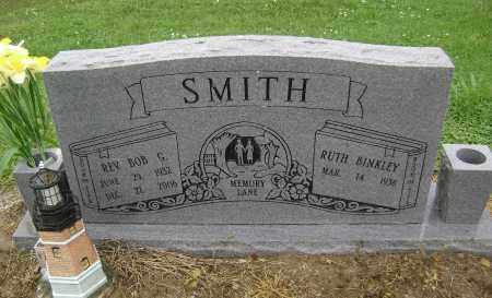SMITH, BOB G. - Lawrence County, Arkansas   BOB G. SMITH - Arkansas Gravestone Photos