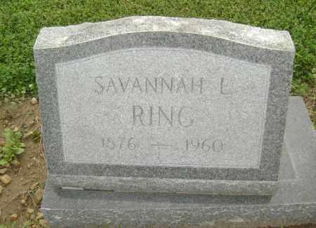 SMITH, SAVANNAH L. - Lawrence County, Arkansas   SAVANNAH L. SMITH - Arkansas Gravestone Photos