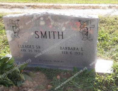 SMITH, BARBARA LEE - Lawrence County, Arkansas   BARBARA LEE SMITH - Arkansas Gravestone Photos