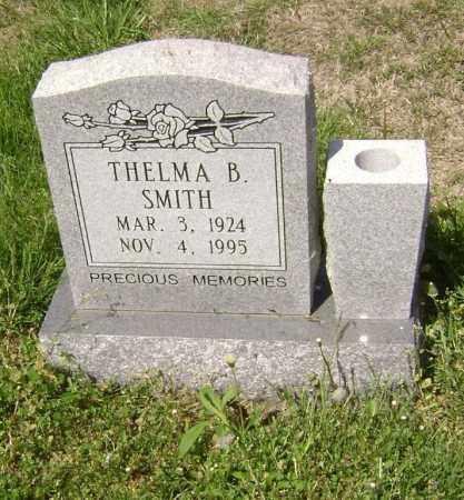 SMITH, THELMA B - Lawrence County, Arkansas | THELMA B SMITH - Arkansas Gravestone Photos